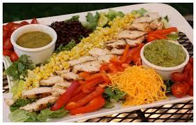 el torito grilled en salad