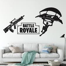 Boys Gaming Room Vinyl Decal Wall Stickers For Gaming Room Kids Room Wall Art