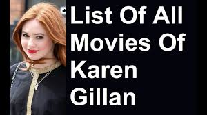 Karen Gillan Movies & TV Shows List ...