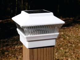 outdoor solar lamp post canada lights