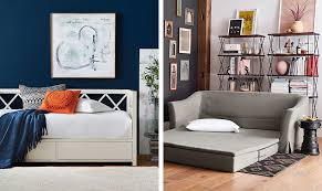 a daybed or sleeper sofa