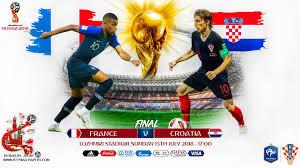 Франция – Хорватия обзор матча смотреть онлайн (15.07.2018)