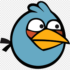 Angry Birds Blues png images