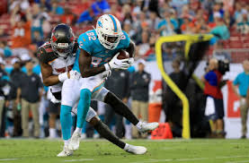 Preston Williams is going to be good says Dolphins' Brian Flores