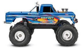 Traxxas Bigfoot No 1 Now Available With New Graphics Rc Car Action