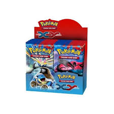 Pokemon Trading Card Game Pokemon XY Sealed Booster Box Of 36 Packs - XY  Base Set - 10 Cards Per Pack XY-1 - Trading Card Games from Hills Cards UK
