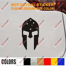 Sparta Molon Labe Spartan Southern Cross Australia Aussie Decal Sticker Vinyl Car Stickers Aliexpress