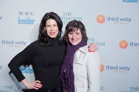 The West Wing's Melissa Fitzgerald and Sandra Fluke | Flickr