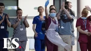 Coronavirus: People across UK come ...