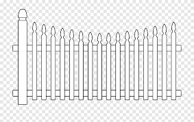 Fence Coloring Book Gate Drawing Fence Angle Child Png Pngegg