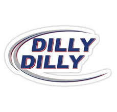 Quote Dilly Dilly Sticker In 2020 Dilly Dilly Stickers Vinyl Decal Stickers