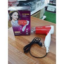 Máy sấy tóc Toshiba HMT-868, BH chính hãng 12 tháng, 1.500W, 2 tốc ...