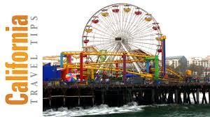 Santa Monica Pier - Things to Do in Santa Monica | California Travel Tips -  YouTube