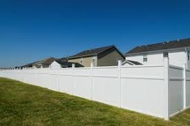 2020 Vinyl Fence Repair Costs Fix Replace Panels Posts Holes Homeadvisor
