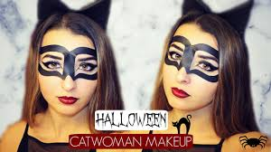 catwoman easy makeup look