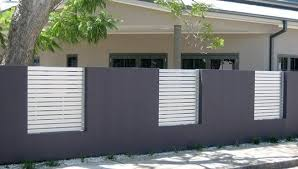 How High Ideal Fence Houses Home And House