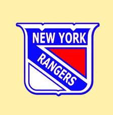 Nhl Hockey New York Rangers Digital Cut Car Decal Window Etsy