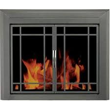 fireplace doors com