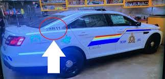 He Didn T Hide This Vehicle Nova Scotia Killer S Fixation With Police Was On Full Display The Star