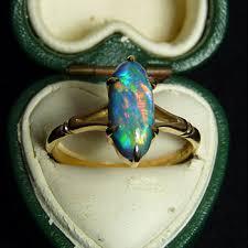 gem quality lightning ridge black opal