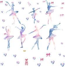 Ballet Wall Decals Ballerina Wall Decals Buy Online In Cape Verde At Desertcart