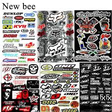 Newbee Skull Film Sticker For Motorcycle Bike Car Unit Scooter Funny Decals Waterproof Pvc Scrawl For Honda Suzuki Kawasa Funny Decals Stickers Motorcycle Bike