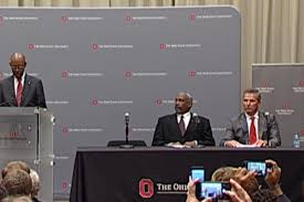 Ohio State's Urban Meyer, Gene Smith answer questions following suspension  announcement - Land-Grant Holy Land