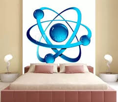 54 535 Atom Physics Atomic Wall Murals Canvas Prints Stickers Wallsheaven