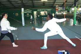 Fierce Fencer Set To Excel Lowvelder