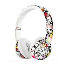 Stickerbomb Skin For Beats Solo Pro Studio 2 3 Wireless Cover Decal Bombing Wrap Ebay