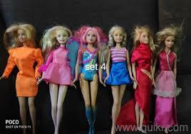 barbie makeup kit used toys games