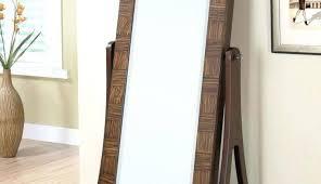 extra large floor standing mirror