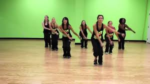 dance video workouts aerobics zumba