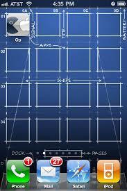 obamapacman iphone 4 blueprint wallpaper