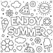 Adult Coloring Book Page Free Vectors Stock Photos Psd