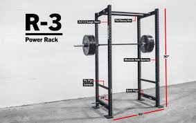 rogue r 3 power rack weight