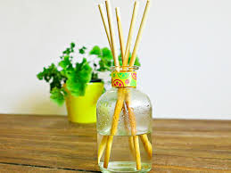 a diy reed diffuser for less than 5