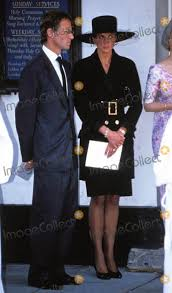 Aug 1991 Diana attends funeral for her friend Adrian ward Jackson Photo by  Alpha-Globe Photos | Princess diana photos, Princes diana, Diana son