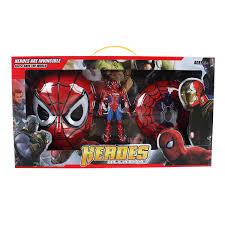 Đồ chơi sét đồ siêu nhân nhện cho bé CY.WL3041 - Kids Plaza