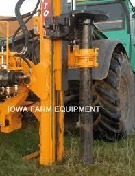 Bryce Suma Powershift Hd2 Post Drivers Iowa Farm Equipment