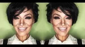 kris kardashian jenner makeup