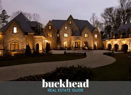 buckhead real estate homes