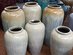 ceramic urns stock photos 86