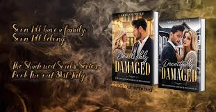Release Boost for Devilishly Damaged by Abigail Cole – Romancing the  Dispatcher