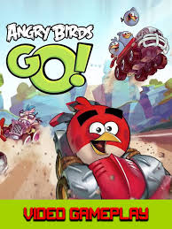 Amazon.com: Watch Clip: Angry Birds Go! - Video Gameplay