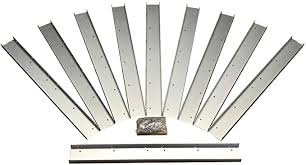 Selections Fence Trellis Topper Bracket Height Extension Arms Pack 5 Pairs Inc Screws Amazon Co Uk Garden Outdoors