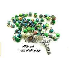 womens catholic rosary beads first