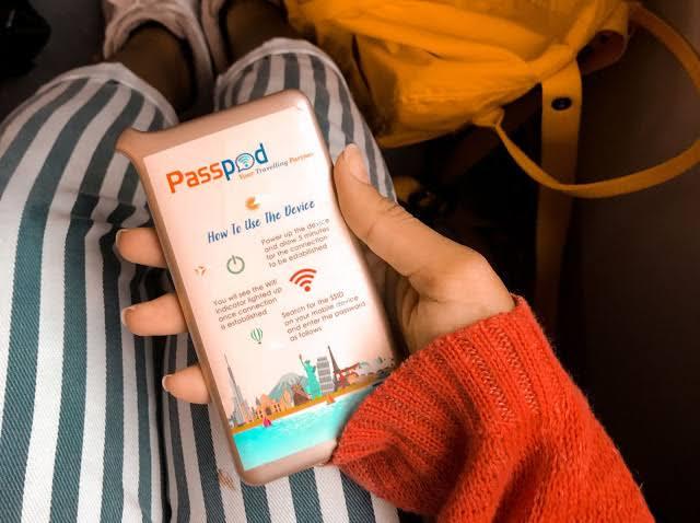 Passpod, Traveling, Sewa Wifi China, liburan ke cina