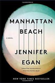 MANHATTAN BEACH by Jennifer Egan | Stacy Alesi's BookBitch.com™