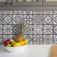 Winston Porter 24 Piece Cracked Design Medieval Tile Window Decal Set Wayfair